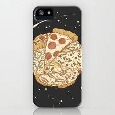 Pizza World iPhone (5, 5s) Slim Case