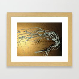 Branching Out by Kierra Colquitt Framed Art Print