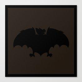 Magick Bat Canvas Print
