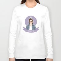 louis tomlinson Long Sleeve T-shirts featuring Louis Tomlinson  by vulcains