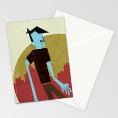 On the Town Stationery Cards