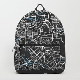 Berlin Map Germany | BlackII | More Colors, Review My Collections Backpack