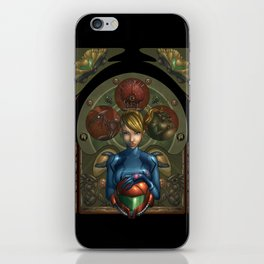 My Past is not a Memory iPhone Skin