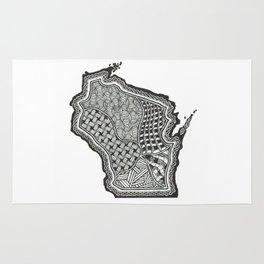 Geometric Colony Rug