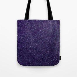 Purple Sparkles Tote Bag