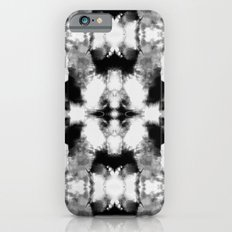 Tie Dye Blacks iPhone 6 Slim Case