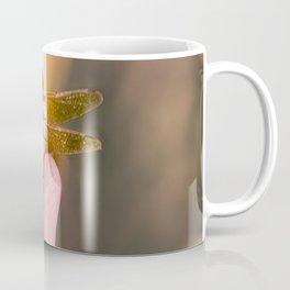 Hug of dragonfly Coffee Mug