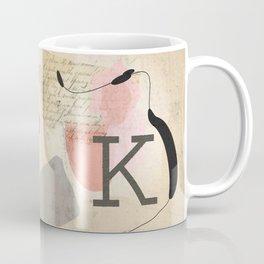 Letter to Felice Coffee Mug