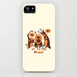 Holdem Poker iPhone Case