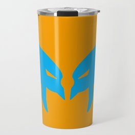 Wolverine Mask Travel Mug