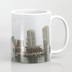 The City In November Mug