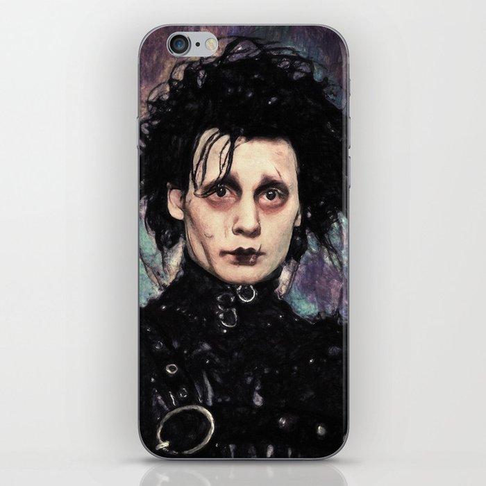 Edward Scissorhands iPhone Skin