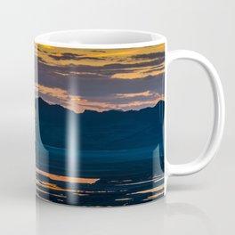 Bountiful Sunset - Moroni Statue - Utah Coffee Mug