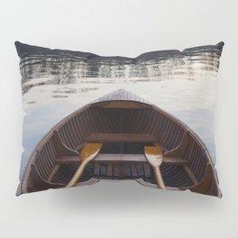 No where to row Pillow Sham