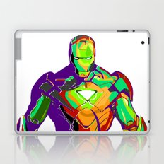Man of Iron Laptop & iPad Skin