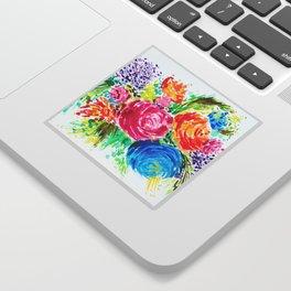 Emma's Garden Sticker