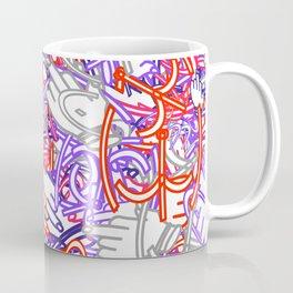 Funky Doodles Coffee Mug