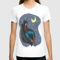 starry night T-shirts featuring Starry Night by Kitty C.