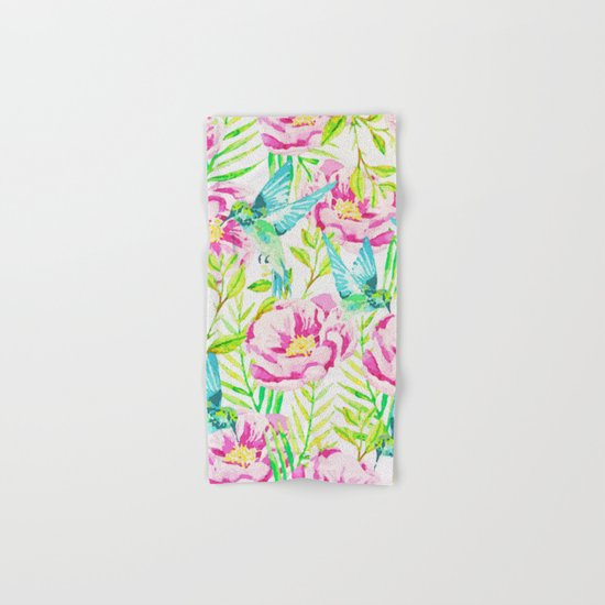 Nectar Rush #society6 #decor #buyart Hand & Bath Towel