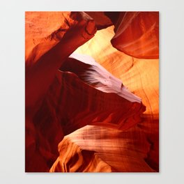 A Symphony In Sandstone Canvas Print