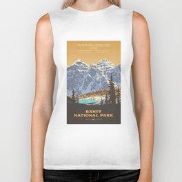 Banff National Park Biker Tank