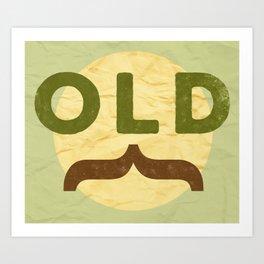 OLD Art Print