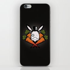 teh bunny iPhone & iPod Skin