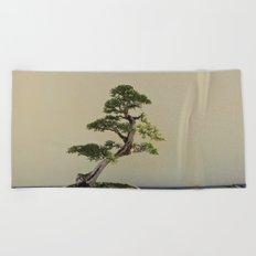 Bonsai Bonanza Beach Towel