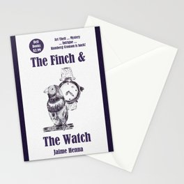 Finch & Watch Stationery Cards