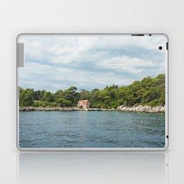 Lokrum Croatia Laptop & iPad Skin