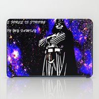 vader iPad Cases featuring Vader  by Saundra Myles