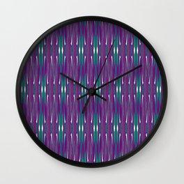 Anyaman Wall Clock