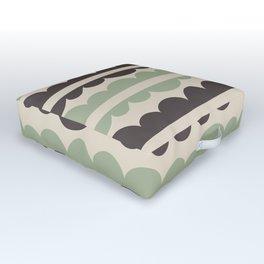 Mordidas Chocomint Outdoor Floor Cushion