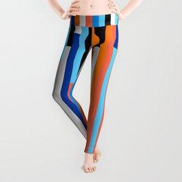 Modern Stripe Leggings