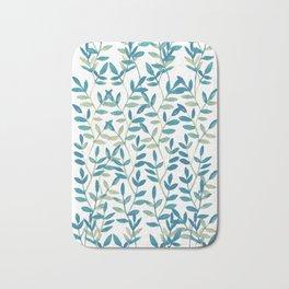 Leaves 6 Bath Mat