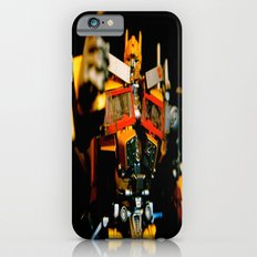 Golden Optimus iPhone 6s Slim Case