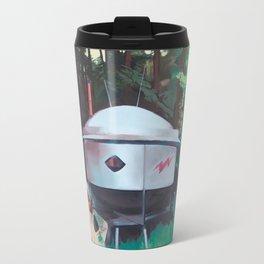 Shakuhachi Saucer Travel Mug