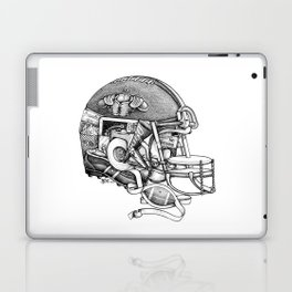 Football Helmet Laptop & iPad Skin