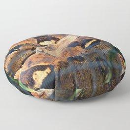 Sleeping Snake Floor Pillow