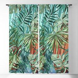 Tropical Abundance Blackout Curtain