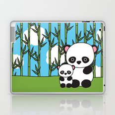 Panda Sweetness Laptop & iPad Skin