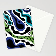 Beat Goes On Stationery Cards