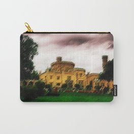 It Happened One Night (In Potsdam) Landscape Painting by Jeanpaul Ferro Carry-All Pouch