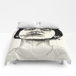 Charlotte Gainsbourg Comforters