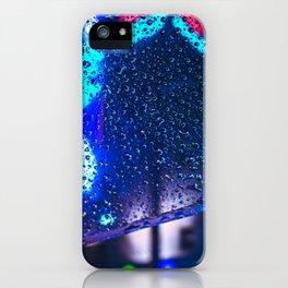 From My Umbrella - Neons iPhone Case