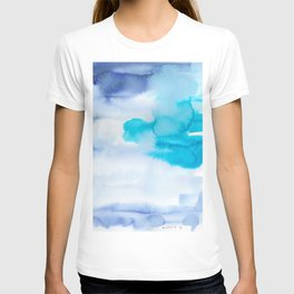 22 | 190623 | Colour Study Watercolor Painting T-shirt