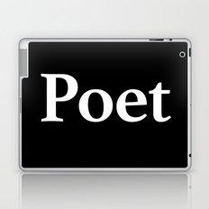 Poet inverse Laptop & iPad Skin