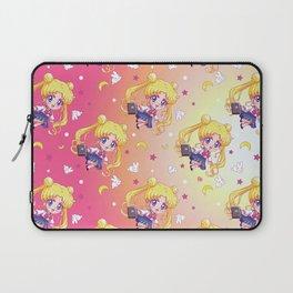 Sailor Moon Crystal Texture Laptop Sleeve