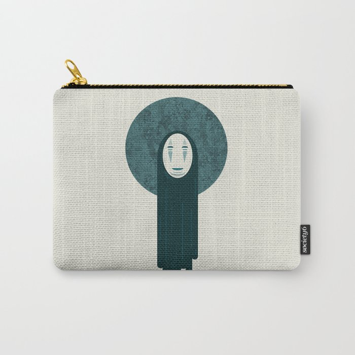 Spirited away, no face  Carry-All Pouch