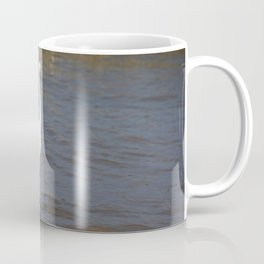 Seaside Scrutiny Coffee Mug